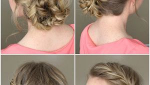 Prom Hairstyles Buns to the Side 14 Fabelhafte Französische Twist Updos