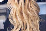 Prom Hairstyles Down 2019 Die Besten Ball Frisuren Egal Ob Hochgesteckt Oder Halboffen Findest