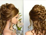 Prom Hairstyles Down and Curly Elegant Wedding Hairstyles Long Hair Down Revisioniweddings