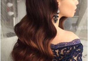 Prom Hairstyles Down and Straight 23 Most Stylish Home Ing Hairstyles Hair and Make Up