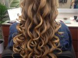 Prom Hairstyles Down Loose Curls Prom Hair Hair and Makeup Pinterest