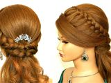 Prom Hairstyles Easy to Do at Home Easy Prom Hairstyles for Long Hair to Do at Home Women