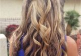 Prom Hairstyles for Long Hair Down with Braids 15 Latest Half Up Half Down Wedding Hairstyles for Trendy