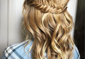Prom Hairstyles for Long Hair Half Up Half Down Step by Step Prom Hairstyles for Long Hair Half Up Half Down Leymatson