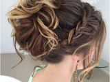 Prom Hairstyles for Long Hair Updos Braided 40 Most Delightful Prom Updos for Long Hair In 2017