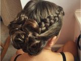 Prom Hairstyles for Long Hair Updos Braided Trubridal Wedding Blog
