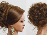 Prom Hairstyles for Long Hair with Braids and Curls 80s Prom Hairstyles Elegant Elegant evening Hairstyles for