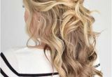 Prom Hairstyles for Short Hair Half Up Half Down Curly 31 Half Up Half Down Prom Hairstyles Stayglam Hairstyles