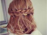 Prom Hairstyles Half Up Half Down Curly with Braid Prom Hairstyles for Short Hair Half Up Half Down Curly 55 Stunning