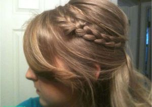 Prom Hairstyles Half Up Half Down Curly with Braid Prom Hairstyles Half Up with Braids Braid Hairstyles Half Up Half