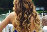 Prom Hairstyles Long Hair Down Curls 21 Gorgeous Home Ing Hairstyles for All Hair Lengths
