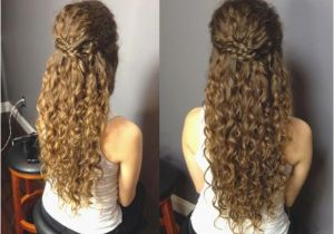 Prom Hairstyles Long Hair Half Up Curly 14 Luxury Hairstyles with Your Hair Down