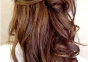 Prom Hairstyles Long Hair Half Up Curly 611 Best Prom Hairstyles Images
