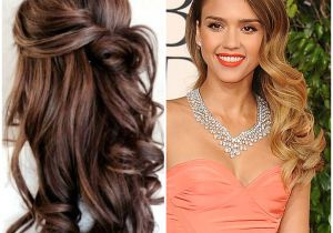 Prom Hairstyles Loose Curls Long Wavy Hairstyles the Best Cuts Colors and Styles