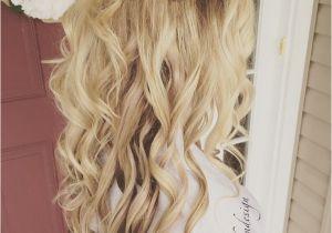 Prom Hairstyles Loose Curls Wedding Hairstyles Half Up Half Down Best Photos