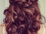 Prom Hairstyles Mostly Down 267 Best Prom Hairstyles Images
