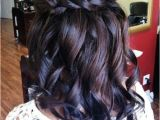 Prom Hairstyles No Curls I Want to Try This but there S No Tutorial I Guess It S Just