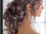 Prom Hairstyles Side Curls with Braid 66 Best Hair Images On Pinterest In 2018