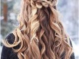 Prom Half Up Half Down Hairstyles 2012 545 Best Prom Hairstyles Messy Images