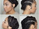 Protective Gym Hairstyles 104 Best Natural Hair Protective Styles Images On Pinterest