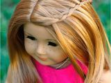 Quick and Easy American Girl Doll Hairstyles Easy American Girl Hairstyles