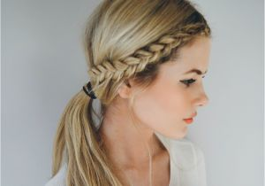 Quick and Easy Braiding Hairstyles 16 Quick and Easy Braided Hairstyles Style Motivation