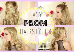 Quick and Easy formal Hairstyles Easy Hairstyles for Home Ing