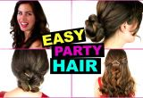 Quick and Easy Going Out Hairstyles Easy & Quick Party Hairstyles Great for Going Out