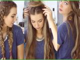 Quick and Easy Hairstyles Braids Simple Braided Hairstyles for Short Hair Unique Quick Hairstyles for