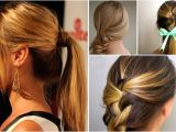 Quick and Easy Hairstyles for A Night Out Try these Easy to Do Hairstyles for A Girl S Night Out