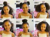 Quick and Easy Hairstyles for Curly Hair for School 6 Quick & Easy Curly Hairstyles