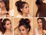 Quick and Easy Hairstyles for Curly Hair for School Running Late Quick & Easy Hairstyles for School