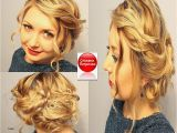 Quick and Easy Hairstyles for Frizzy Hair Curly Hairstyles Beautiful Quick and Easy Hairstyles for