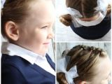 Quick and Easy Hairstyles for Kids Easy Hairstyles for Little Girls 10 Ideas In 5 Minutes