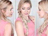 Quick and Easy Hairstyles for Long Hair Youtube Long Hair Tutorial Running Late Hairstyles for School