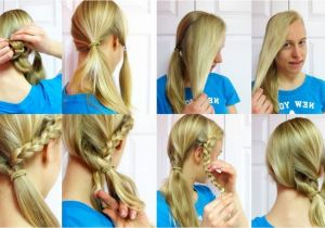 Quick and Easy Hairstyles for Long Straight Hair Easy Hairstyles Straight Long Hairs Cute Quick and Easy