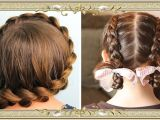 Quick and Easy Hairstyles for School for Medium Hair 50 Braided Hairstyles Back to School