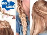 Quick and Easy Hairstyles for School for Medium Hair Quick and Easy Hairstyles for School for Long Hair
