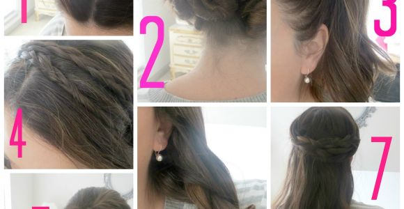 Quick and Easy Hairstyles for School Step by Step Quick and Easy Hairstyles for School Step by Step