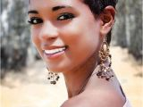 Quick and Easy Hairstyles for Short African Hair 15 Cool Short Natural Hairstyles for Women Hairstyles