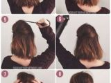 Quick and Easy Hairstyles for Short Hair Videos 202 Best Short Hair Images