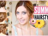 Quick and Easy Hairstyles for Summer Quick & Easy Summer Hairstyles for Any Length Hair