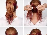 Quick and Easy Hairstyles for Wet Hair Get Ready Fast with 7 Easy Hairstyle Tutorials for Wet