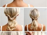 Quick and Easy Professional Hairstyles Quick Hairstyles for Work Hairstyles