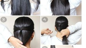 Quick and Easy Updo Hairstyles for Long Hair Loose & Elegant Chignon