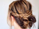 Quick and Easy Updo Hairstyles for Medium Length Hair 15 Of Cute Easy Updo Hairstyles