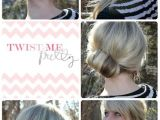 Quick and Easy Updo Hairstyles for Medium Length Hair 20 Easy Updo Hairstyles for Medium Hair Pretty Designs