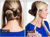 Quick and Easy Wedding Hairstyles Braids Twists and Buns 20 Easy Diy Wedding Hairstyles