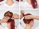 Quick and Easy Wet Hairstyles Quick Hairstyle for Wet Hair Alldaychic