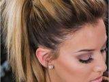 Quick Cute Ponytail Hairstyles Easy Ponytail Styles for Short Hair You Will Love